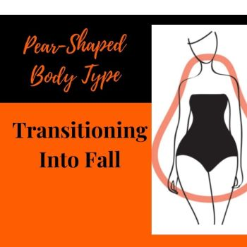 Pear-Shaped Body Type