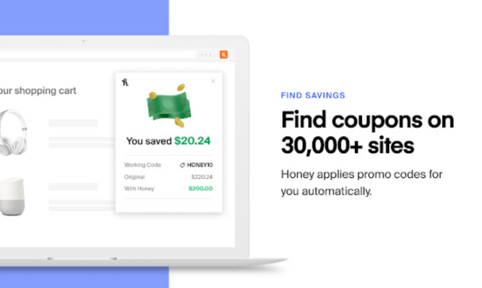 Tips For Holiday Shopping- Honey can save money and get Honey Gold for gift cards