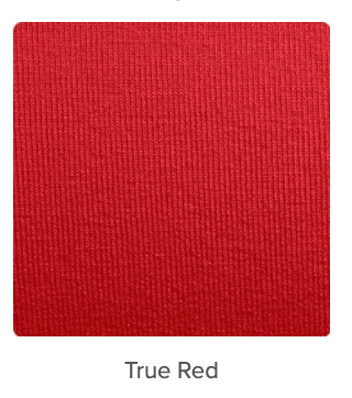 According to color analysis, True Red is a color that fits in the center of the color wheel as a color that all seasons can wear.