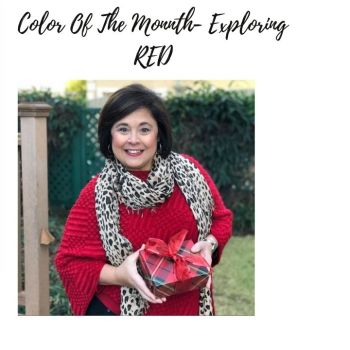 Color Of The Month- Exploring Red