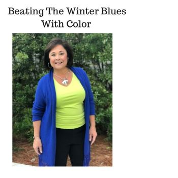 How To Beat The Winter Blues With Color