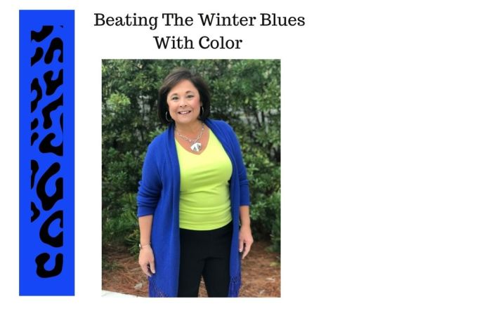 Beat The Winter Blues With Color