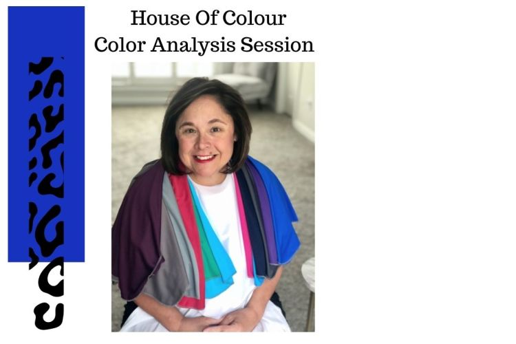 House of Colour- Color Analysis Session