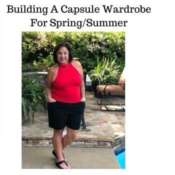 Building A Capsule Wardrobe For Spring/Summer