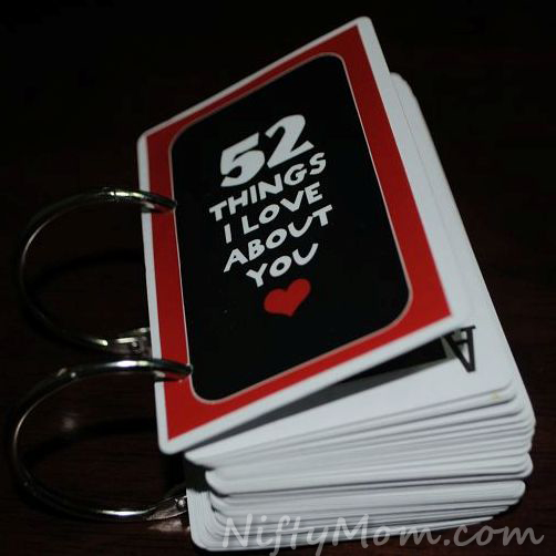 52 Things I Love About You Ideas Amp Tips