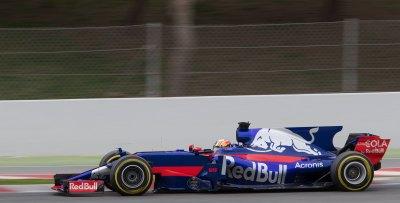 Carlos Sainz, Scuderia Toro Rosso STR12