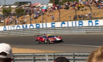 AF Corse, Ferrari 488 GTE, GTE PRO