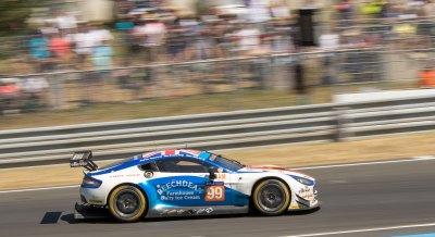Beechdean AMR, Aston Martin Vantage, GTE AM