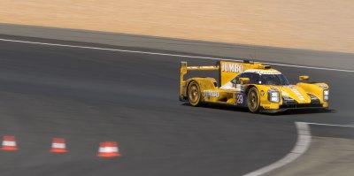 Racing Team Nederland Dallara P217 LMP2