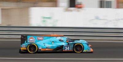 Tockwith Motorsport Ligier JS P217 LMP2