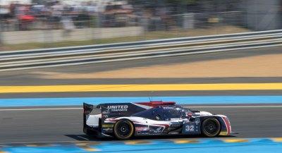 United Autosports Ligier JS P217 LMP2