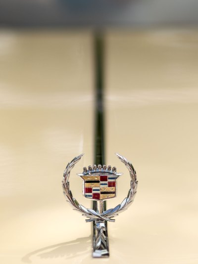 Cadillac Eldorado mascot