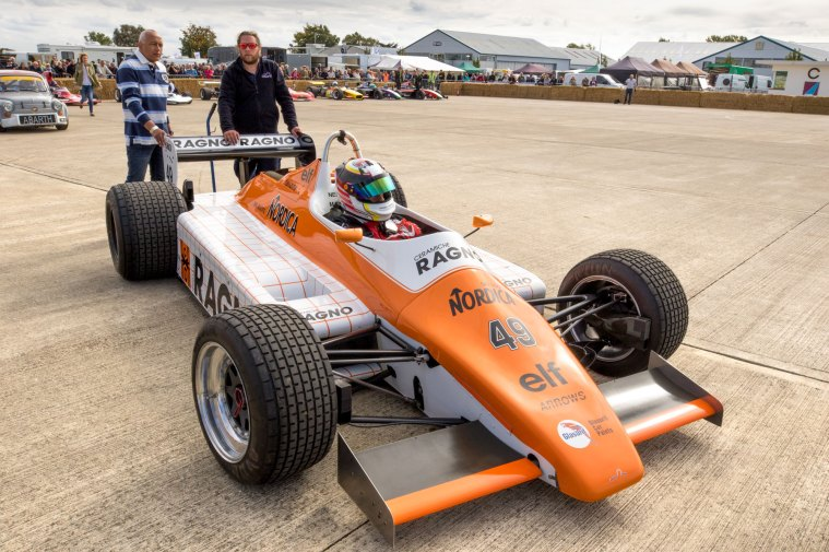 Arrows A5, Sywell Classic