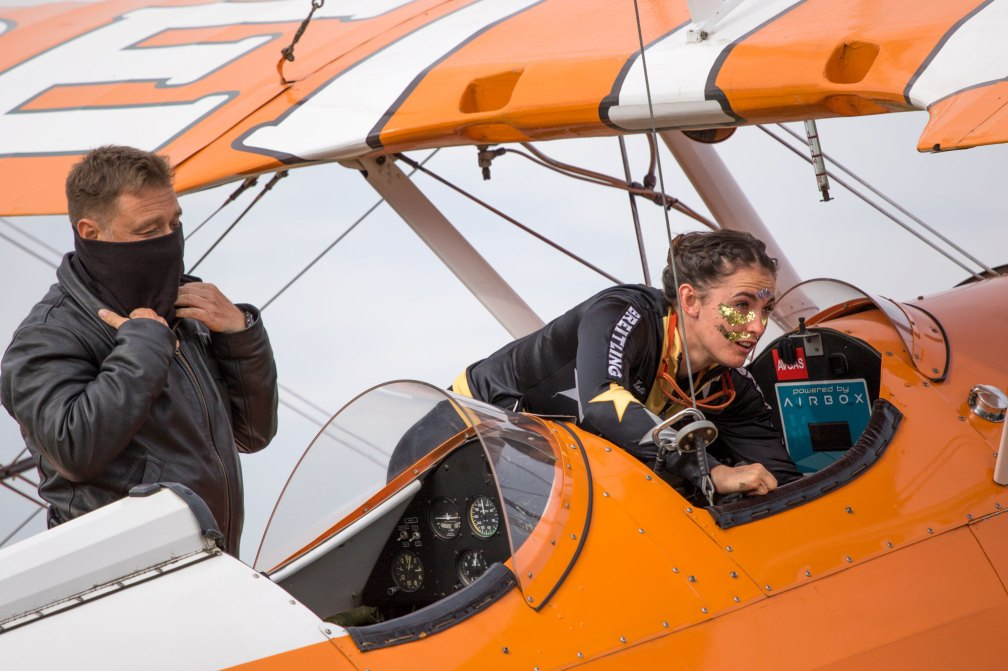 Breitling Wingwalkers, Sywell Classic