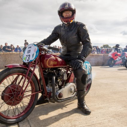 Rudge motorcycle, Sywell Classic