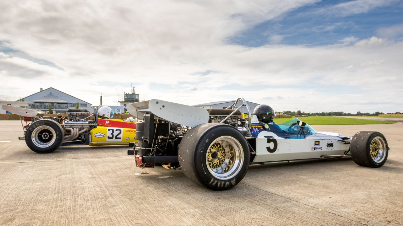 Surtees and Westwood, Sywell Classic