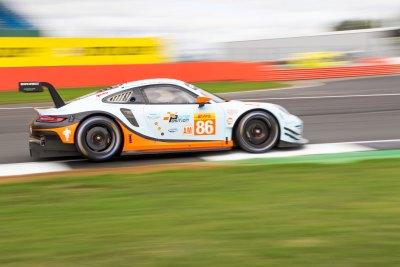 Gulf Racing Porsche 911 RSR
