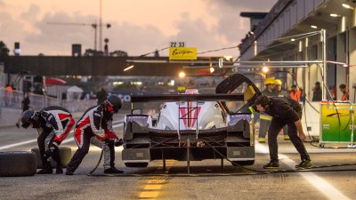 Ligier JSP3 pit stop, VdeV Endurance Series