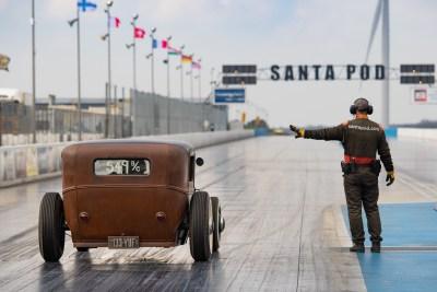 VHRA Vintage Nationals, Santa Pod Raceway, April 2019