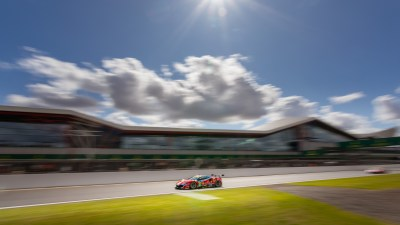 AF Corse Ferrari 488 GTE EVO. WEC 4 Hours of Silverstone. Silverstone Circuit, England, 29 Aug - 1 Sept 2019.