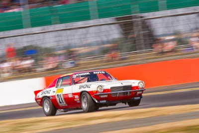 1974 Chevrolet Camaro 5700, 1974. Tony Dron Trophy, Silverstone Classic