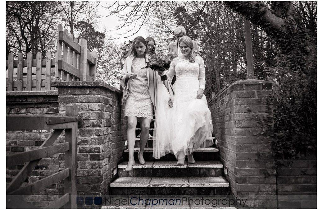 Oxfordshire Wedding Photography At Lains Barn – Marguerite & Martin 28 November 2015