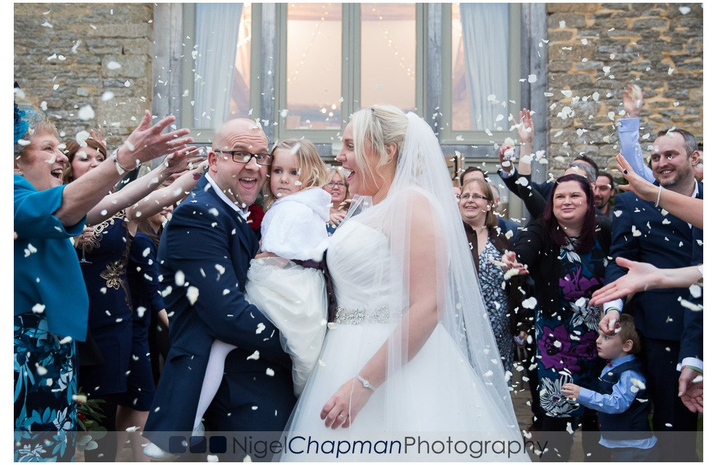 Caswell House Wedding Photography – Lynda & Mike 17 December 2016