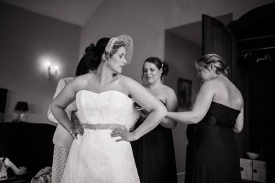 Barton House Wedding Bridal Preparation