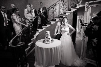 Hedsor House Wedding Cake