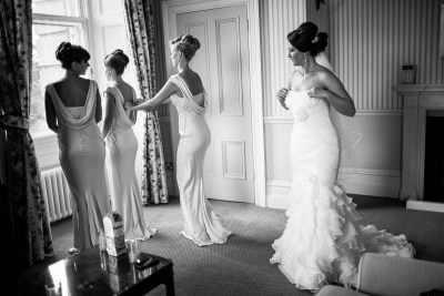 Heythrop Park Bridal Party