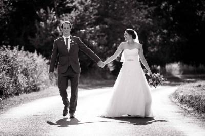 Oxfordshire Wedding Couple