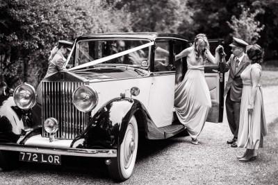Buckinghamshire Wedding Church Bridesmaids