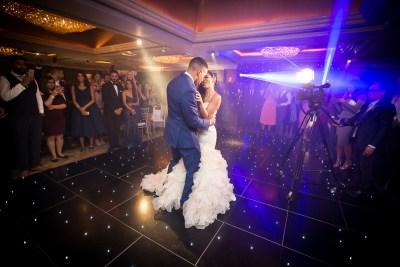 Wedding First Dance Carlton Jumeirah
