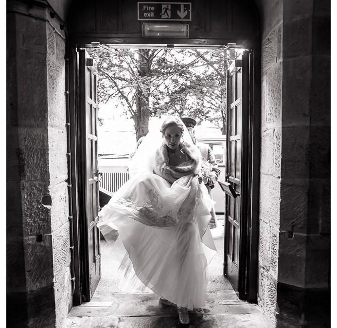 Ashdown Park Hotel Wedding – Rachel & Russell