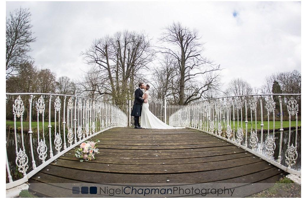 Morden Hall Wedding – Rebecca & John