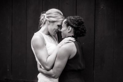 Lains Barn Gay Wedding