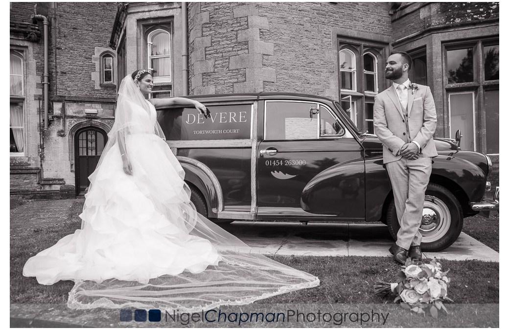 Tortworth Court Wedding Photography – Kayla and Wayne