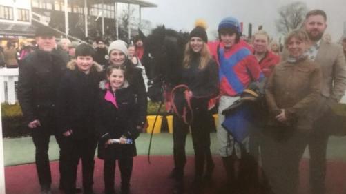 Camron De Chaillac wins at Taunton