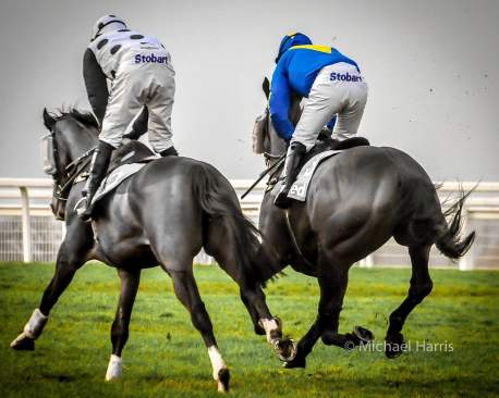 Speredek at Sandown (right)