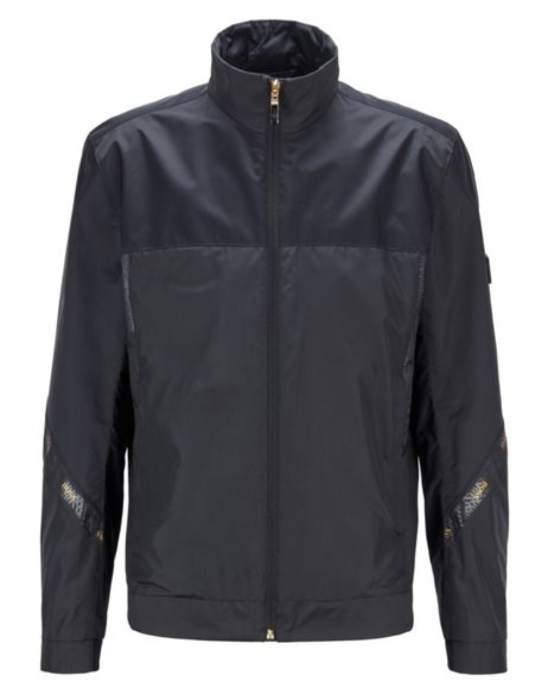 hugo boss black jacket 2021