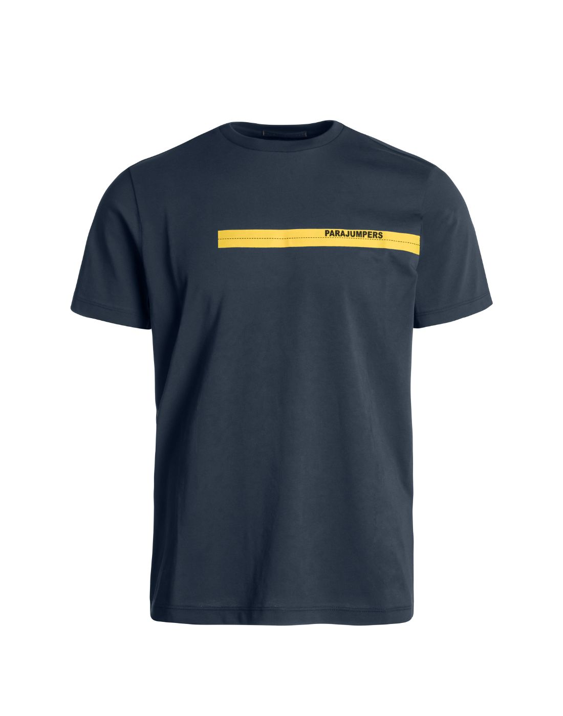 parajumpers may 2021 yellow line t shirt