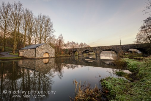 This morning I went down to Shaws Bridge and took some photos at sunrise. It's a neat spot.