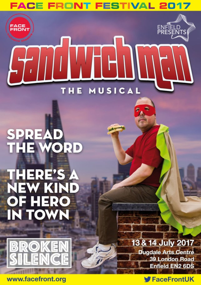Sandwich Man - The Musical