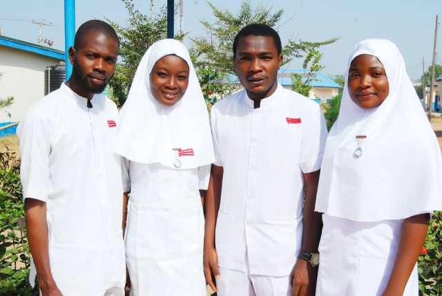 Sales of Form Into School of Nursing Bida for Post Basic Nursing Course 2020/2021 session