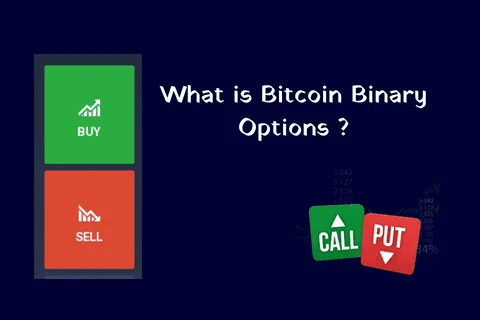 Binary options bitcoins