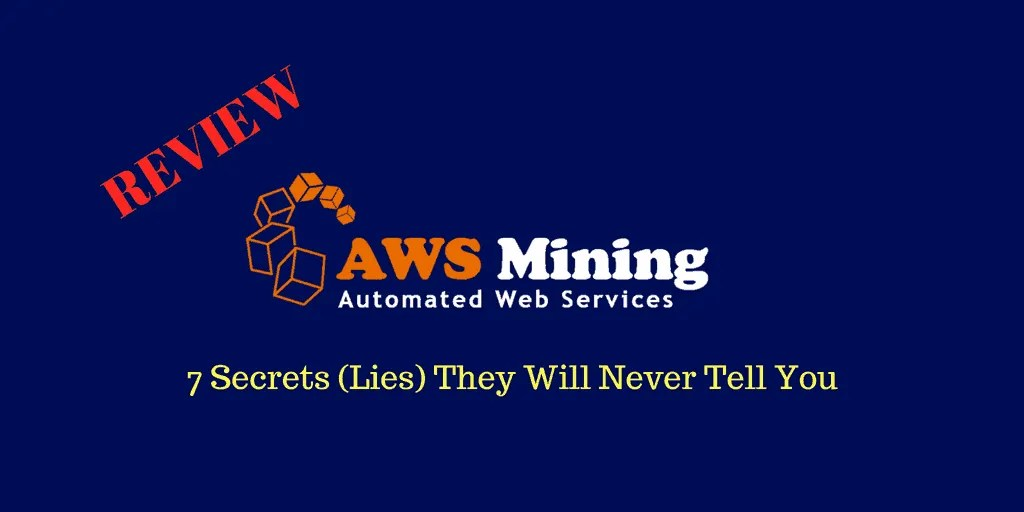 using aws to mine cryptocurrency
