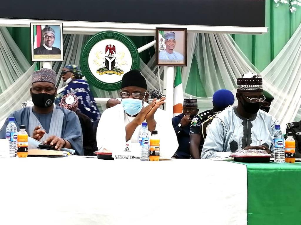 High Powered Mobilization Team for Hajj Savings Scheme in Nasarawa