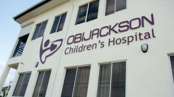Obijackson Children's Hospital