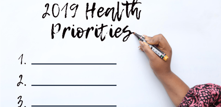 Health is Primary and Universal: Priorities for Nigeria's Health Sector in 2019