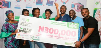 The Ultimate #HealthMeetsTechNG Hack: Funding Healthcare with plasticwaste